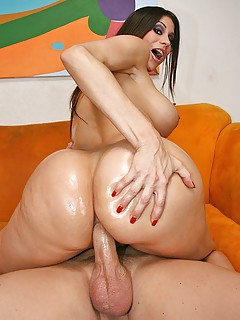Of ass xxx anal fat best