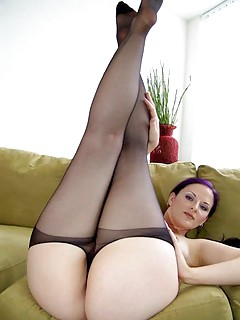 Big Ass Stockings Pics