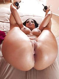 Flexible bubble butt